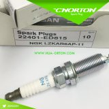 Bougie d'allumage de qualité de Hight pour Ngk Lzkar6ap pour Nissans/Toyota 22401-ED815 22401 ED815