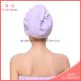 Förderung-Polyester-Haar-trocknendes Tuch-Schutzkappe