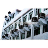 Refrigeradores de ar de água de telhado portáteis / ar condicionado de água industrial