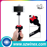 Тональнозвуковая ручка Selfie Monopod беспроволочная Selfie контрольного провода Bluetooth