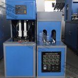 Halb automatisches 2 Kammer-Haustier-durchbrennenmaschine, Plastikflasche, die Maschine herstellt
