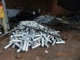 Staaf 6063 van Roud van de Staven van de Legering van het aluminium