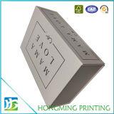 Hongmingの印刷贅沢なデザインペーパーボール紙のギフト用の箱