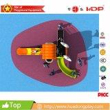 Campo de jogos ao ar livre superior comercial novo da série da casa da nuvem do sonho do Handstand de HD16-008b