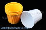 Vollautomatischer Plastikbehälter, der Maschine herstellt
