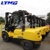 Equipamento de movimentação de materiais Empilhador elevador de 5 toneladas Toner 7 Ton Diesel