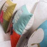 Подушка рождества конкурсного хлопка изготовления Linen для Outdoors