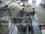 in linea stampatrice di Flexo con la macchina di salto della pellicola