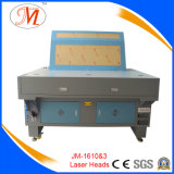 Máquina do laser Cutting&Engraving de 3 cabeças para a estaca do bordado (JM-1610-3T)