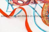 Écharpe en soie faite sur commande d'impression de Digitals