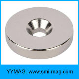 Starker Energien-Neodym-Kreis-Senker-Ring Dauermagnet für Schraube