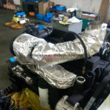 Revestimento removível à prova de fogo de alta temperatura da isolação térmica do SCR