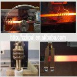 Machine de chauffage par induction de recuit de pipe d'IGBT avec la tour de refroidissement