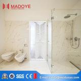 Chinesische Art-Badezimmer-Falz-Tür mit dekorativem Muster