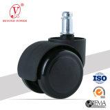 표준 PVC 피마자 가구 피마자 내각 피마자 10 년간 50mm 제조자 BIFMA 제품 품질