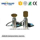 BerufslaserGalvo Sg8230 für Schmucksache-Laser-Gravierfräsmaschine