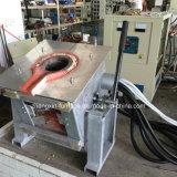 100kgs inducción de fusión horno para la fundición de aluminio de acero de aleación de chatarra de cobre