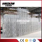 Fácil instalar el braguero de aluminio usado visualización de la exposición