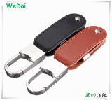Schwenker Leather USB Flash Drive mit Printing Logo (WY-L12)