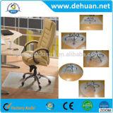 사무실 의자를 위한 100%년 PVC 의자 지면 매트 투명한 의자 매트