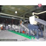 洗浄する袋のプラスチックを包むPE PP機械をリサイクルする