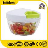 Шредер Vegetable скоростной еды тяпки многофункциональной ручной скоростной для салата Garlics луков плодоовощей