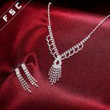 Funky Uitstekende die Juwelen van de Partij in Kristal voor Jonge Dames worden geplaatst