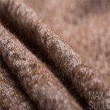 Tessuti di cotone e delle lane per l'autunno o l'inverno in Brown