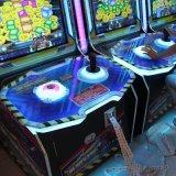 47 duim - de hoge Winsten en de heet-Verkoopt Machine van het Spel van de Arcade Robocop combineren de Robots, het Ontspruiten van het Kanon, de Duwende Muntstukken van de Wedijver en de Delen van de Loterij