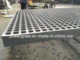 Reja moldeada fibra de vidrio Grating resistente de Powergrate FRP