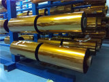De Film van Polyimide in de Elektrische Isolatie van de Kring en van de Batterij Rechargeble 0.0125 mm wordt gebruikt dat