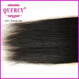 まっすぐの等級8A 100%のペルーのバージンのRemyの毛