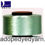 Fils de polyesters teints par dopant du filament 400d/144f de FDY