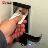 문 접근 제한을%s Tk4100 125kHz RFID 지능적인 호텔 키 카드