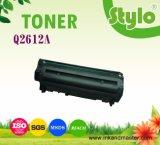 Cartuccia di toner della stampante a laser 12A (Q2612A) per la stampante dell'HP 1010/1015/1012/3015/3020