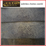 Tissu de suède de polyester dans 220GSM (EDM0135)