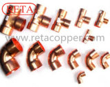 Encaixe do cobre do cotovelo de 90 graus para R410 a