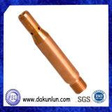 Soem-hohe Präzisions-KupferPin/Gefäß mit Gewinde