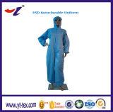 Fusselfreier antistatischer Mantel für elektronische Fabrik-Arbeitskleidung