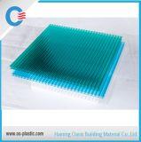 Feuille personnalisée de polycarbonate pour la serre chaude
