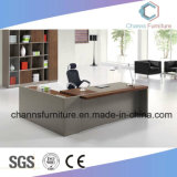 Bureau élégant à extrémité élevé de gestionnaire de meubles de bureau
