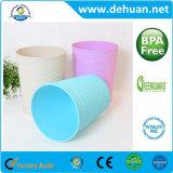 Wastebasket plástico do caixote de lixo do Weave de 9L/13L para a HOME & o escritório