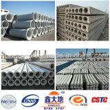 工場は5mmの高い引張強さのプレストレストコンクリートワイヤーを供給する