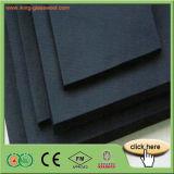 Cortina schiumogena di gomma dell'isolamento acustico dell'isolamento termico 13-30mm PVC/NBR