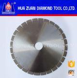 Huazuan 350mm, котор диамант поделил на сегменты вырезывание гранита увидело лезвие