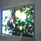 高品質LEDのビデオ壁のためのフルカラーの屋内P4 LED表示スクリーン