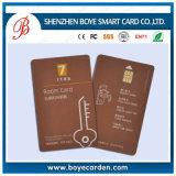 Bedruckbare Tür-Zugriff Identifikation-Karten der PlastikCr80 Nähe-125kHz Tk4100