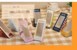 명확한 Windows를 가진 주문 가장 싼 주문 샌드위치 서류상 접히는 선물 상자