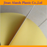 Feuille auto-adhésive matérielle de vente chaude d'album de PVC de 0.3-2mm