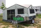 キャンピングカートレーラーのテント(CTT6005-B)